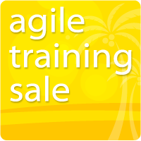Summer Agile Training Sale